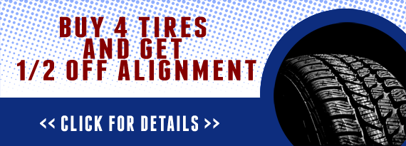 Wheel Alignment Coupon in Jacksonville, FL